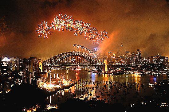 New Years Eve Sydney Harbour Australia Sydney New Years Eve New Years Eve Christmas Holiday Destinations