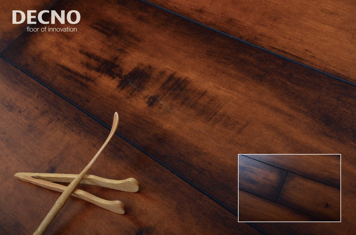Most Laminate Flooring Comes With A Click Lock System Requiring