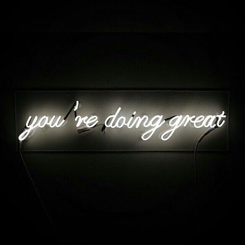 Black White Neon Signs Quotes Neon Quotes Neon Words