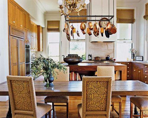 25 Likes Tumblr Kitchen Design Kitchen Decor Pot Rack Kitchen