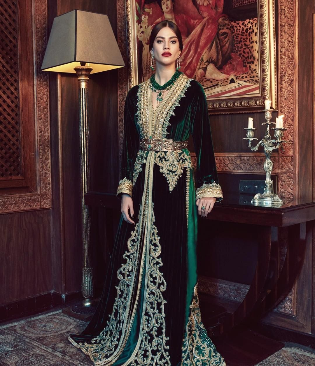 Rafinity Haute Couture Rafinityhautecouture Moroccan Fashion