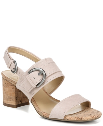 1509ccee1e7c Naturalizer Kaylee Dress Sandals - Tan Beige