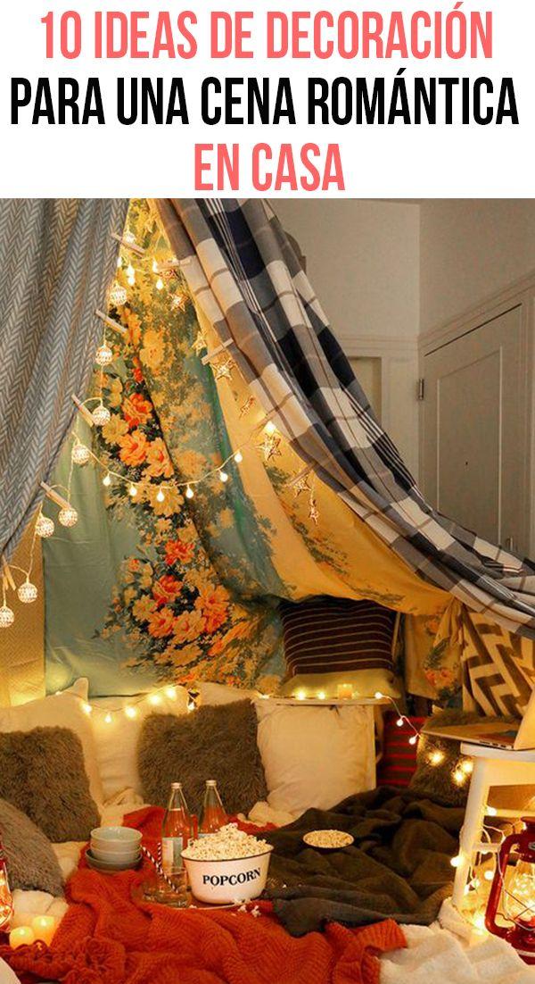 C mo decorar tu casa para una cena rom ntica lijun - Cita romantica en casa ...