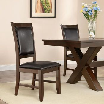 Braxton Dining Chair 2 Pack Dining Chairs Chair Bayside Furnishings