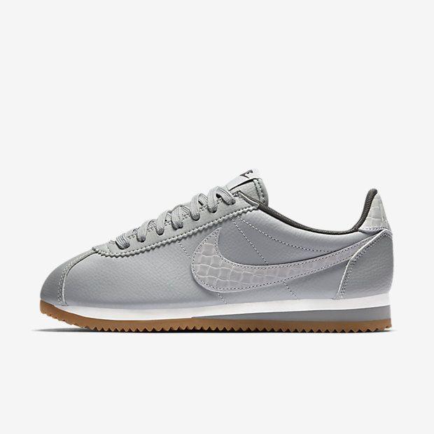 separation shoes 59401 93524 Chaussure Nike Classic Cortez Leather Lux pour pour pour Femme chaussures  4691f4