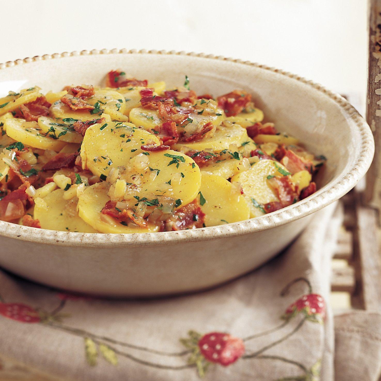 Yukon Gold German Potato Salad Recipe