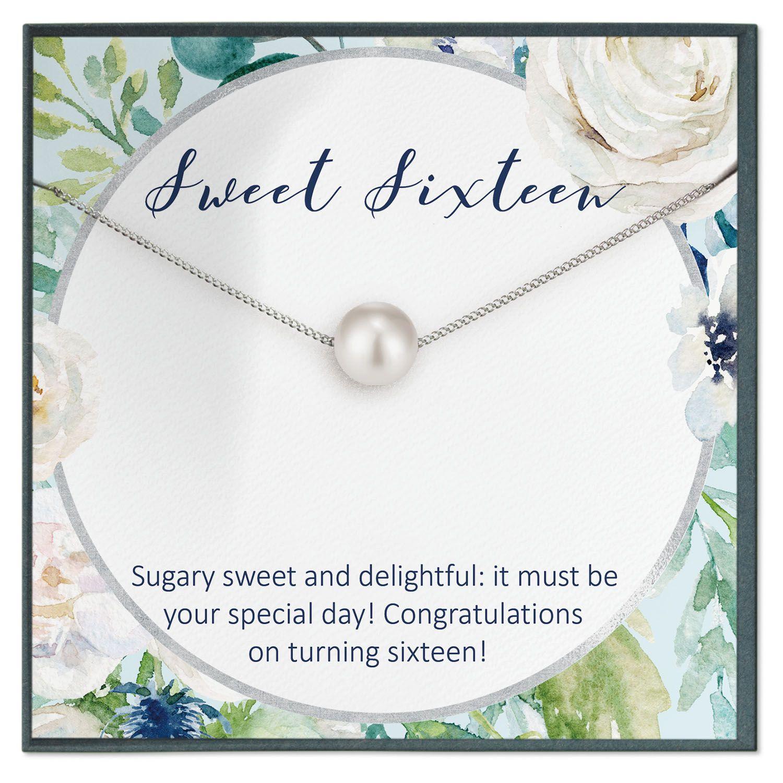 Sweet 16 Gift Idea, 16th Birthday Gift for Girl, Sweet 16