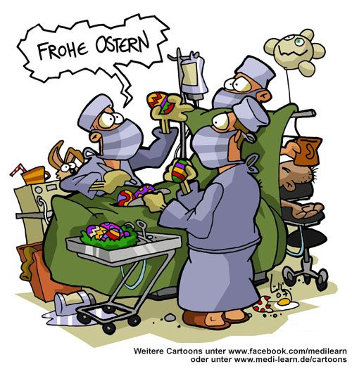 medilearn cartoon ostern froheostern comic zeichnen mediziner medizin witzig lustig. Black Bedroom Furniture Sets. Home Design Ideas