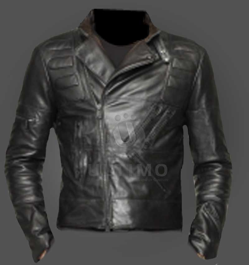 Rocky Iii Black Sylvester Stallone Leather Jacket Black Leather Jacket Men Leather Jacket Leather Jacket Style