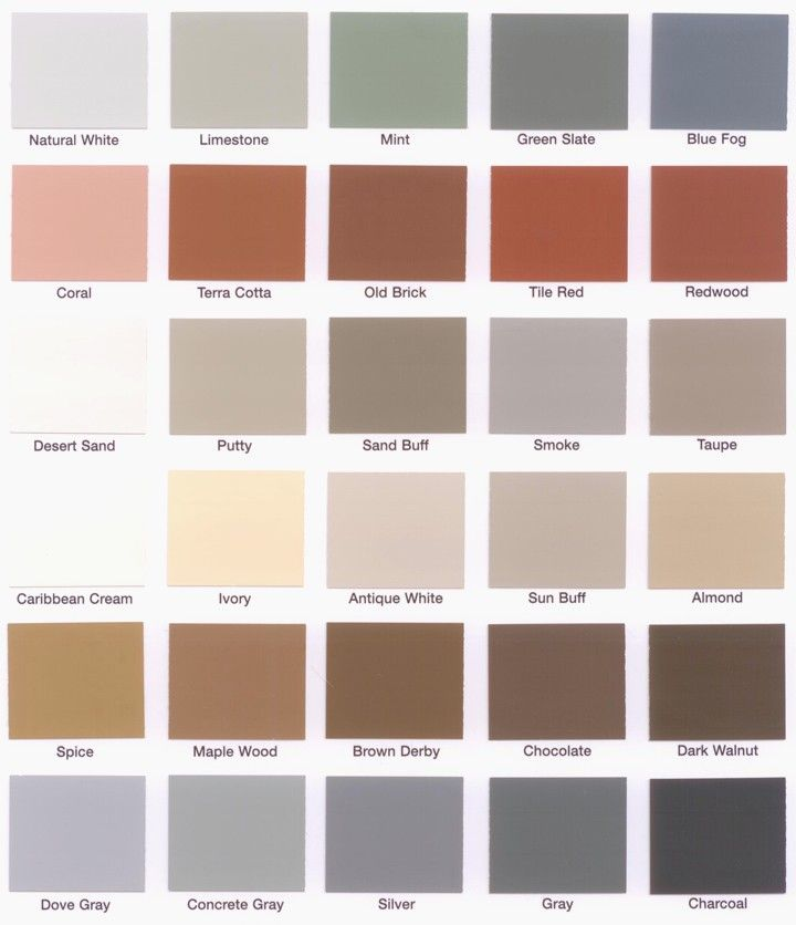 Behr Deck Over Color Chart Inspirational Stain Deckover Paint Choices Sheet