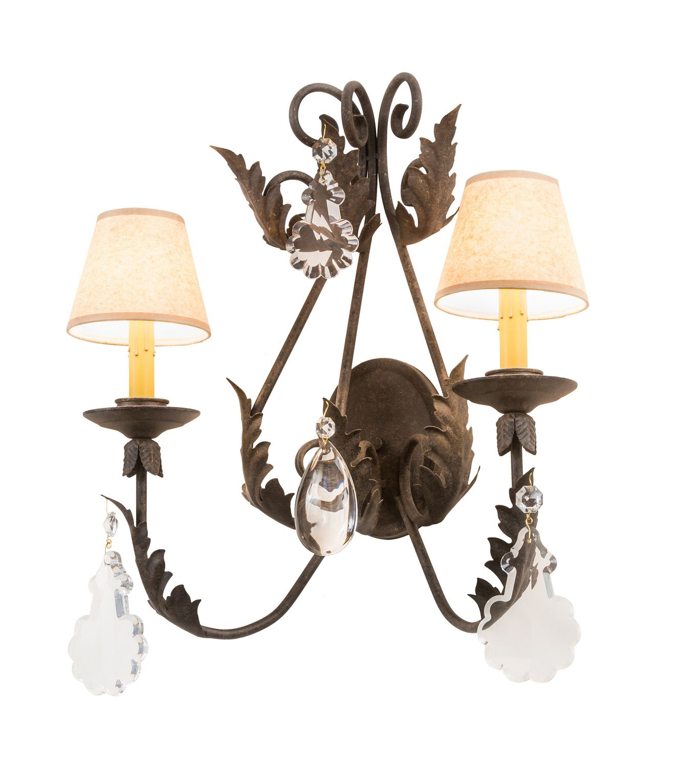 Two Light Wall Sconce In 2021 Wall Sconces Wall Sconce Lighting Wall Lights