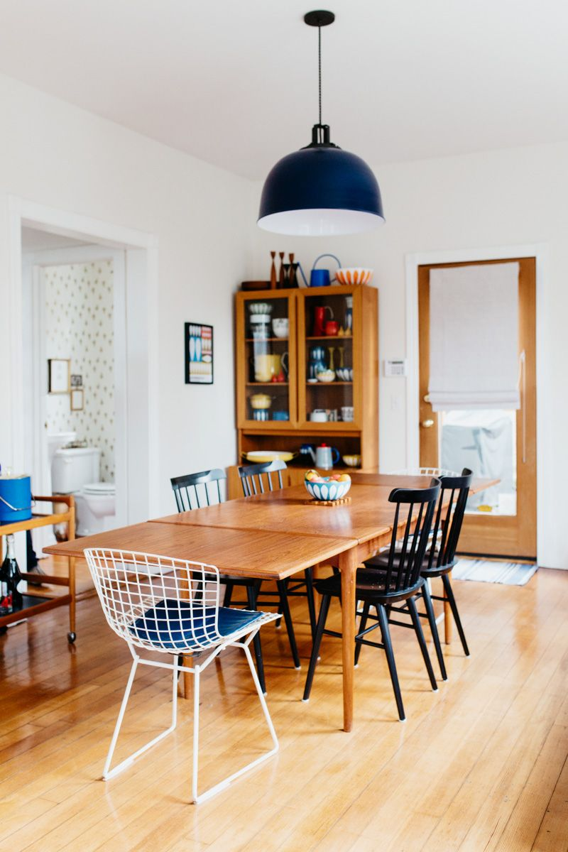 A Colorful Portland Home Balances Modern Design Victorian Charm Sponge