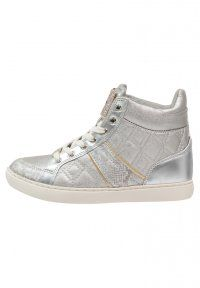 Guess - RADY - Sneakers alte - silver