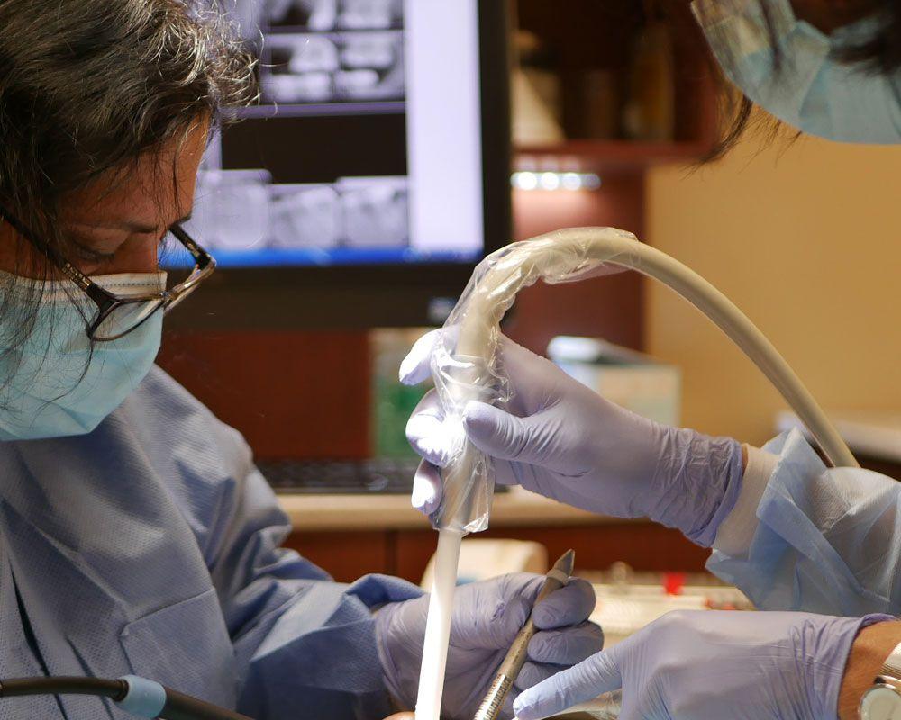 Pin by dentalsmilesofwestloop on Gum Disease Treatment In