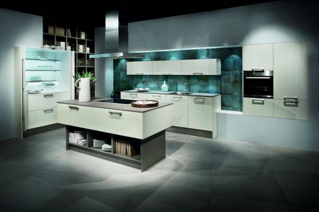 Designerküche, Architektur pur, Mega groß, Exclusiv, Modern ...