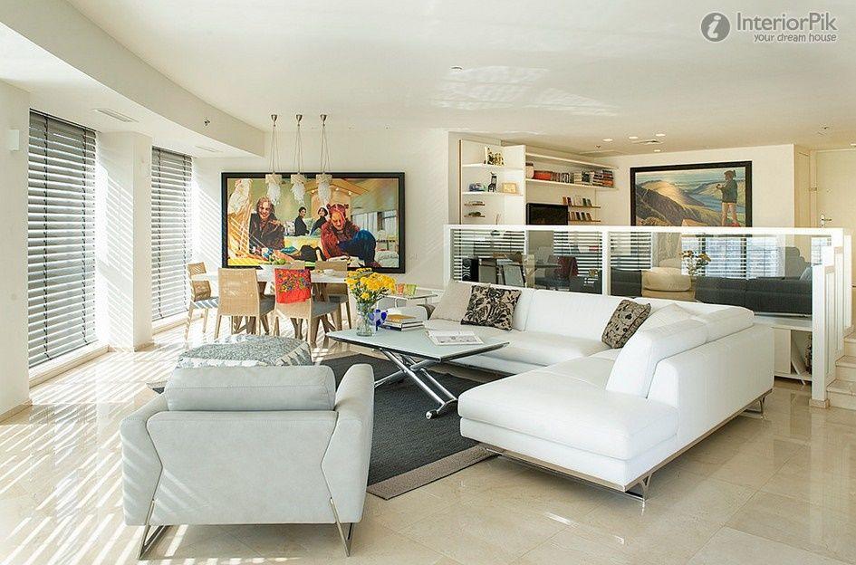 split level living room ideas - Pesquisa Google | higher level than ...