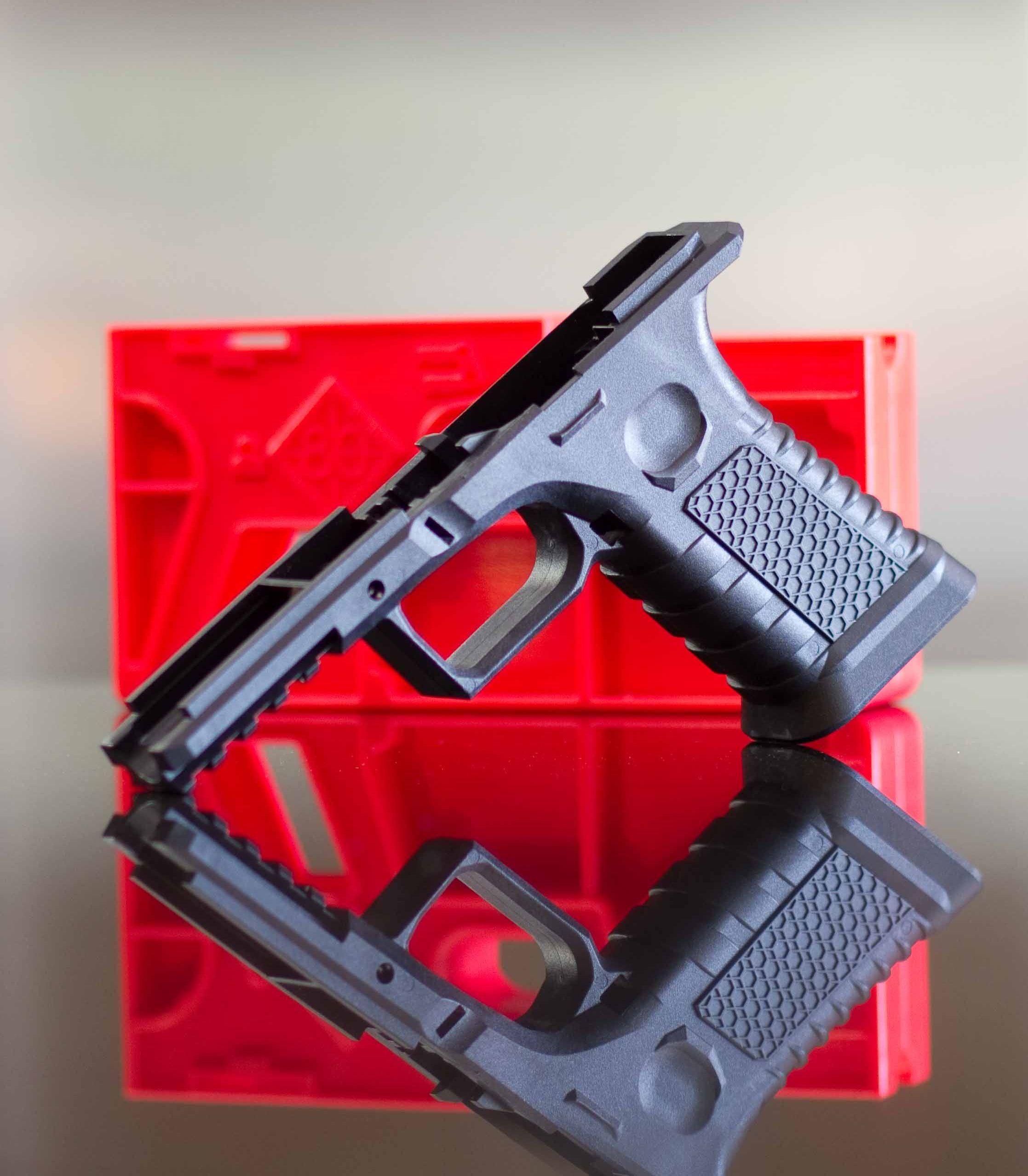 Glock 80% Spectre Parts List