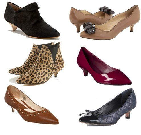 1000  images about Kitten heels on Pinterest | Pump, Kittens and ...