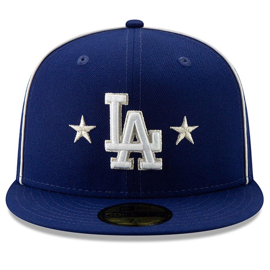 Los Angeles Dodgers New Era 2019 Mlb All Star Game On Field 59fifty Fitted Hat Royal With Images Fitted Hats New Era Dodgers