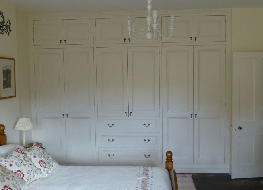 Victorian Style Fitted Wardrobe By Peter Henderson Furniture