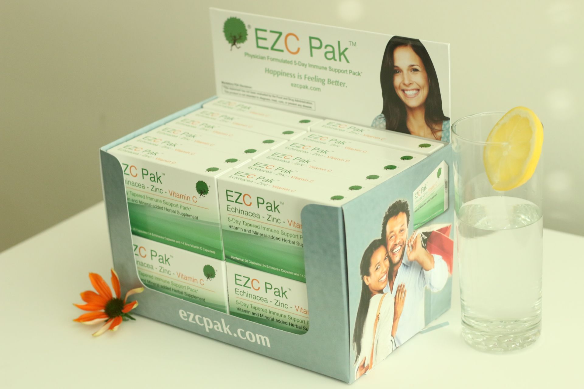 Ezc Pak 24 Pack Display With Images