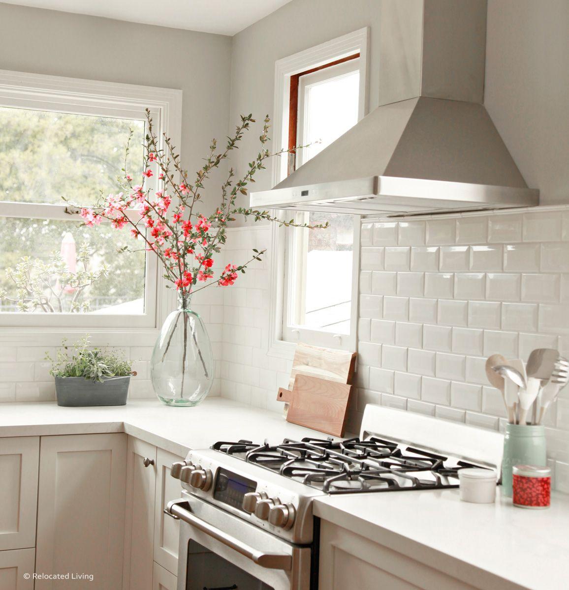 Kitchen Starter Set Ikea: Luxe Custom IKEA Kitchen