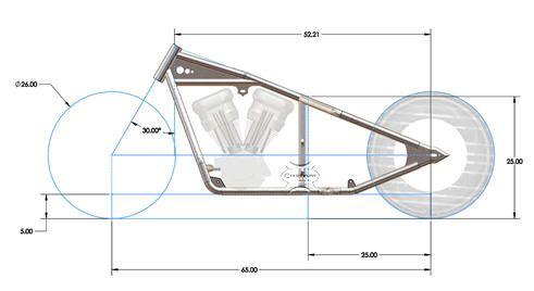 250 Sportster Frame Plans | custom bike | Pinterest | Motorcycle ...