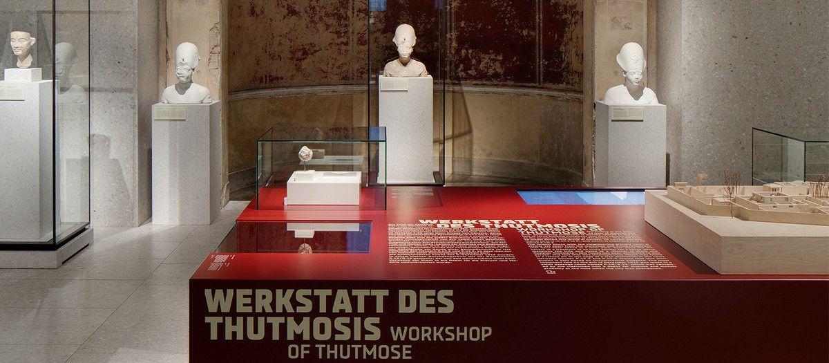 Im Licht Von Amarna 100 Jahre Fund Der Nofretete Neues Museum Museumsinsel Berlin Nofretete Neues Museum Museumsinsel Berlin
