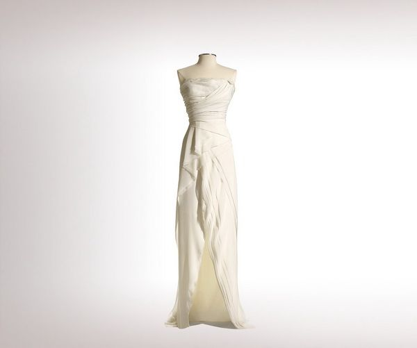 J Mendel Bridal Lookbook Top Wedding Dresses Jennifer Aniston Wedding Dress Dresses