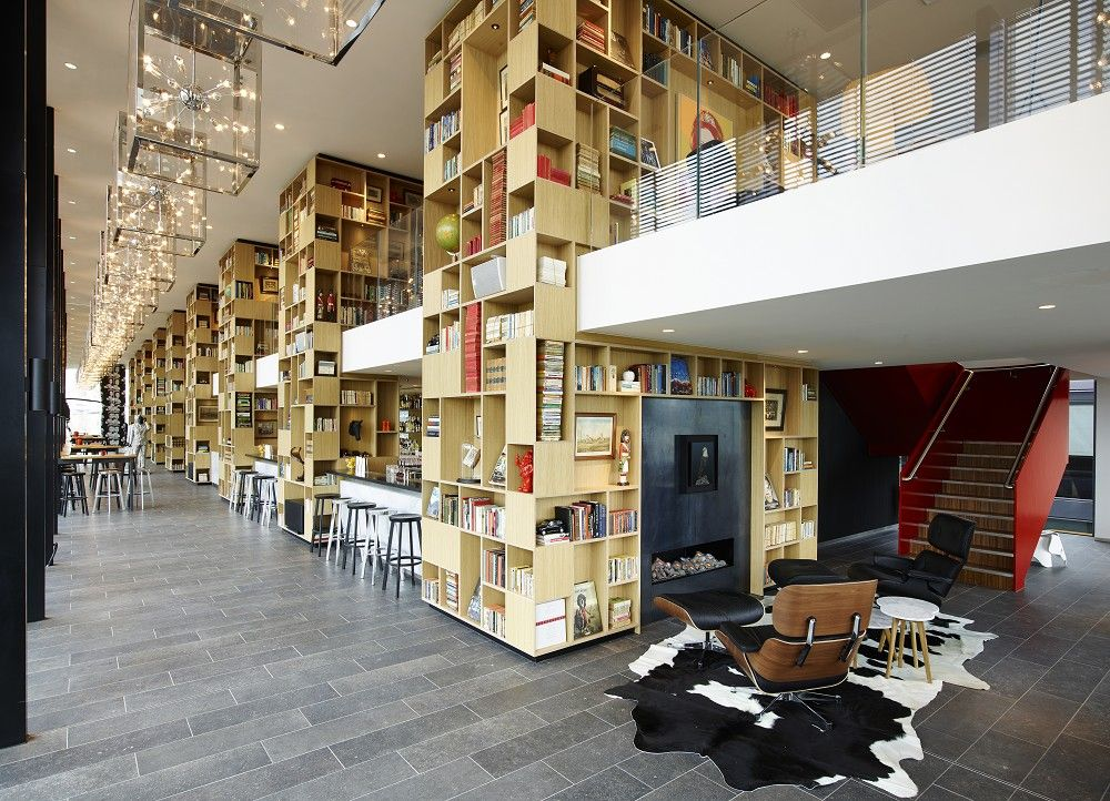 Tweede Londense hotel CitizenM gerealiseerd - architectenwebnl - design hotel citizenm london