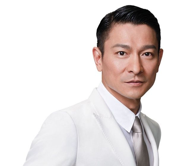andy lau filmography
