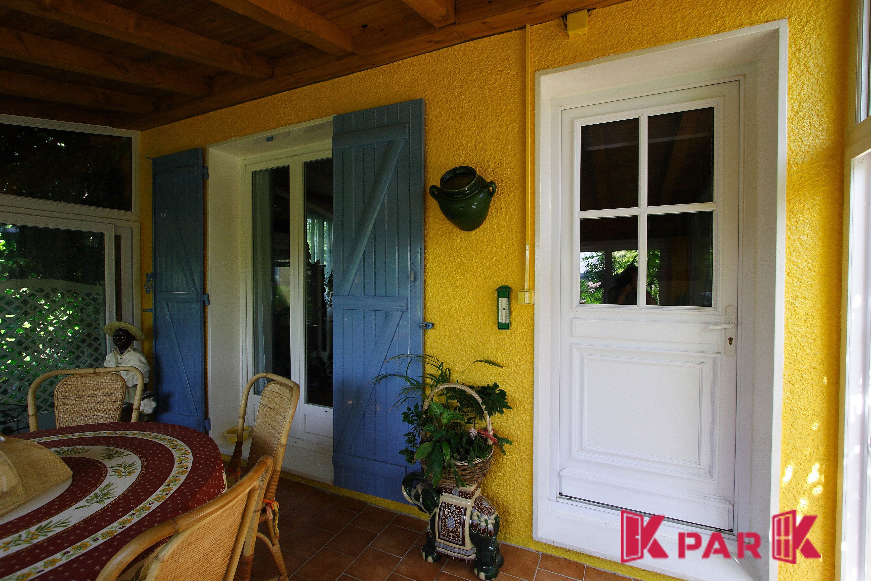 Porte d 39 entr e pvc blanche mod le renoir portes d 39 entr e pvc pinterest entr e portes et pvc - Porte pvc blanche ...