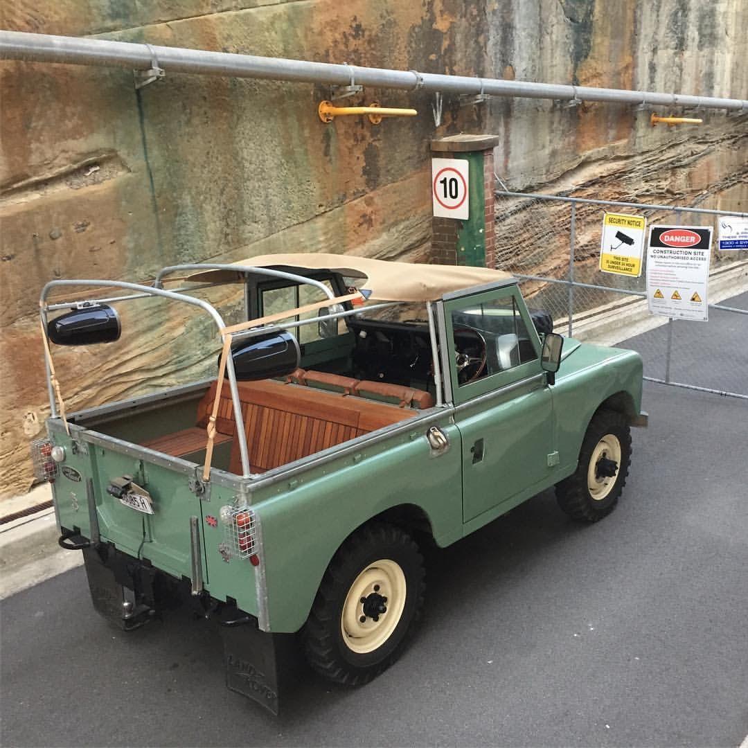 The Style I Love Land Rover Caminhonetes Antigas Auto