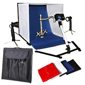 16  Photo Cube Studio Light Tent Box Kit  sc 1 st  Pinterest & 16