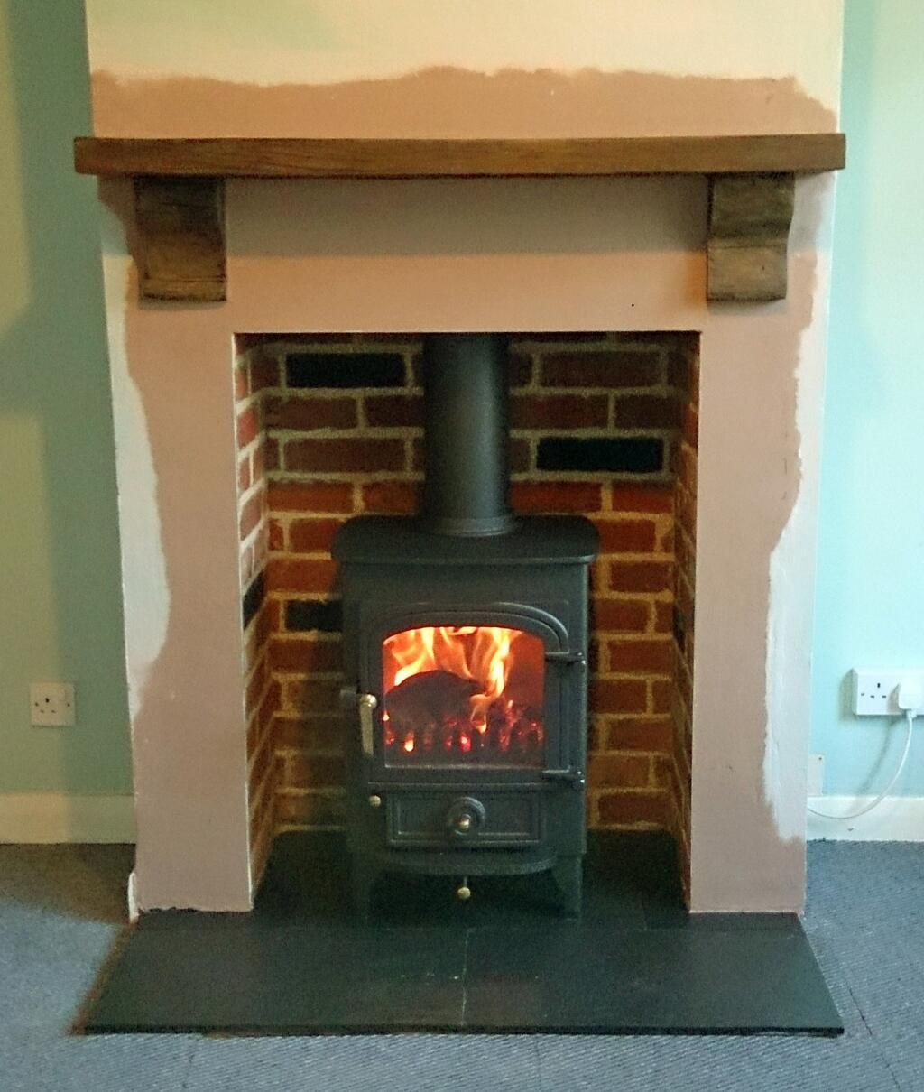 Scarlett Fireplaces On Home Log Burning Stoves Home