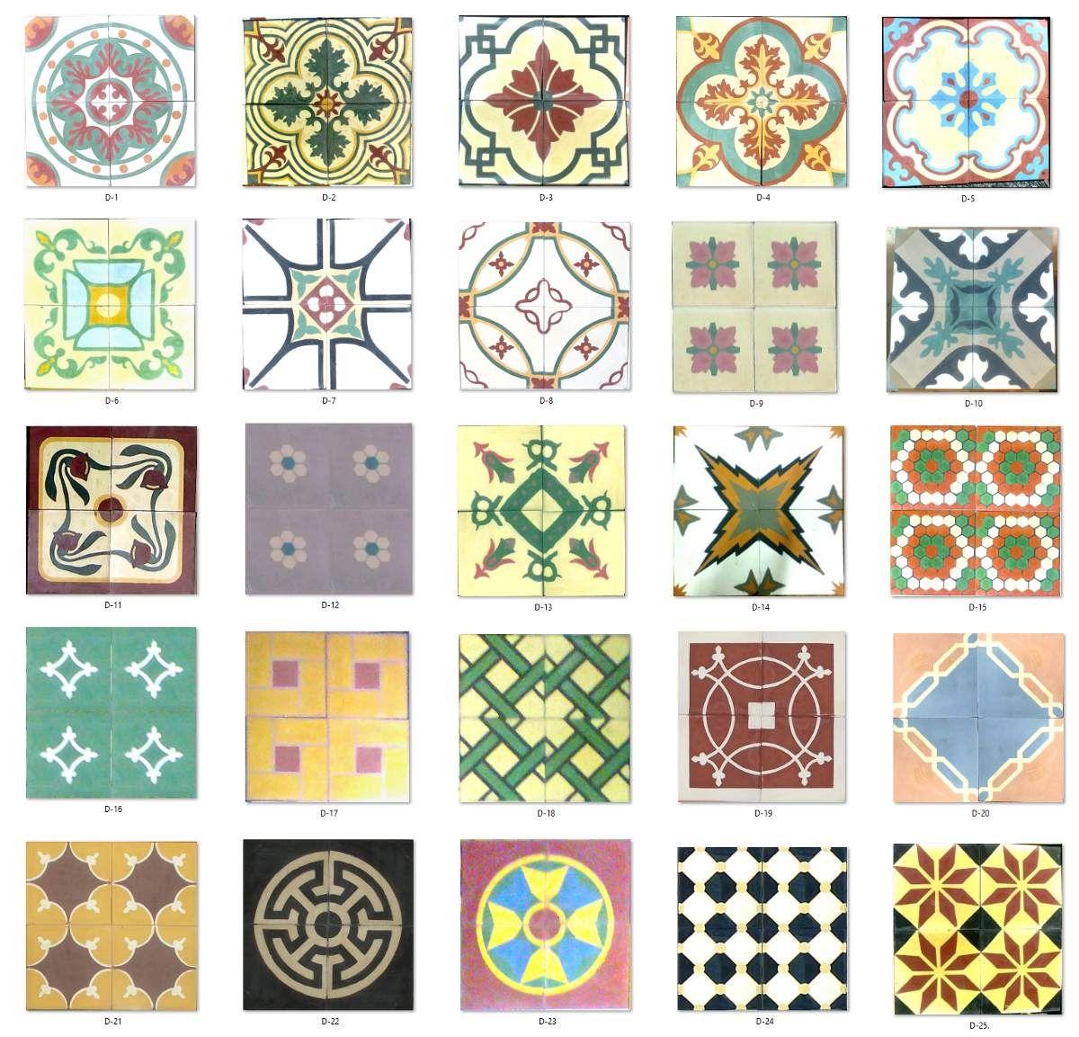 Resultado de imagen para mosaico calcareo antiguo for Mosaico para piso