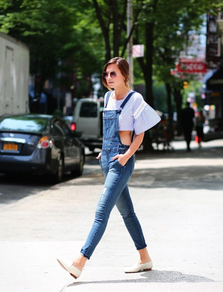 How to Look Effortlessly Cool This Summer with Danielle