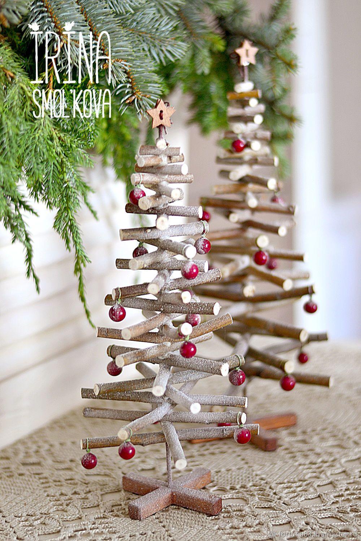 Livemaster Handmade Holiday Decor Winter Diy Crafts