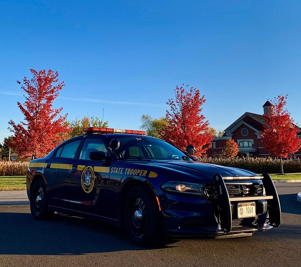 New York State Police Dodge Charger State Police Dodge Charger Police
