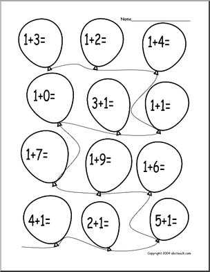 Grade One Math Google Search Worksheets For Kids Addition Worksheets Kids Math Worksheets