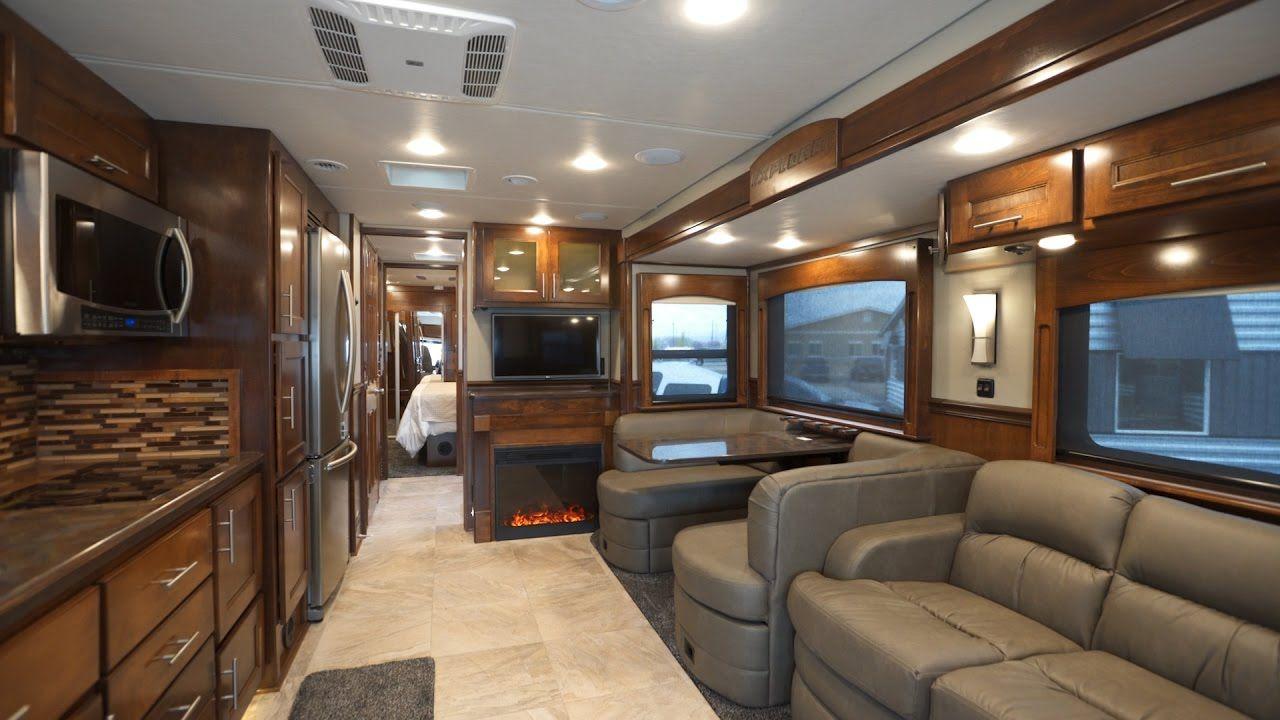 IWS 2018 Renegade Explorer Stk 9681 Interior | Camping ideas