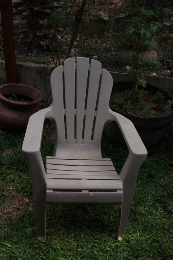 How To Repaint Plastic Lawn Chairs And Furniture Outdoor Chairs