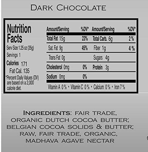Amore Di Mona Luxury Dark Chocolate Caramela Gift Box Vegan Free Of Gluten Peanuts Tree Nuts Milk So Calories In Sugar Dark Chocolate Nutrition Gourmet Candy