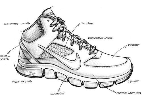 Nike Original Sketch Shoe Design Pinterest Nike Shoes And