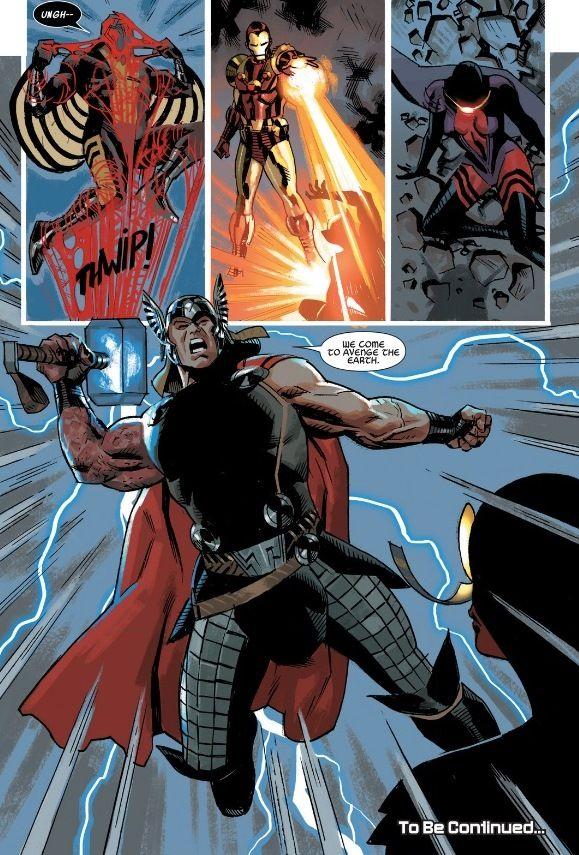 X Men Years Of Future Past 4 Art Adams Google Search Thor Comic Marvel Thor Uncanny Avengers
