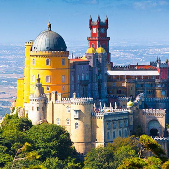 angelillo  Pena Palace - Portugal.