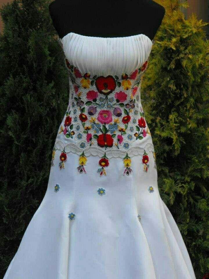 Vestidos Mexicanos 13 Vestidos De Novia Bordados