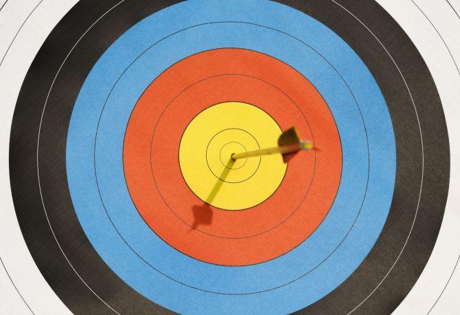 archery target | Archery | Archery, Archery bows, Archery girl