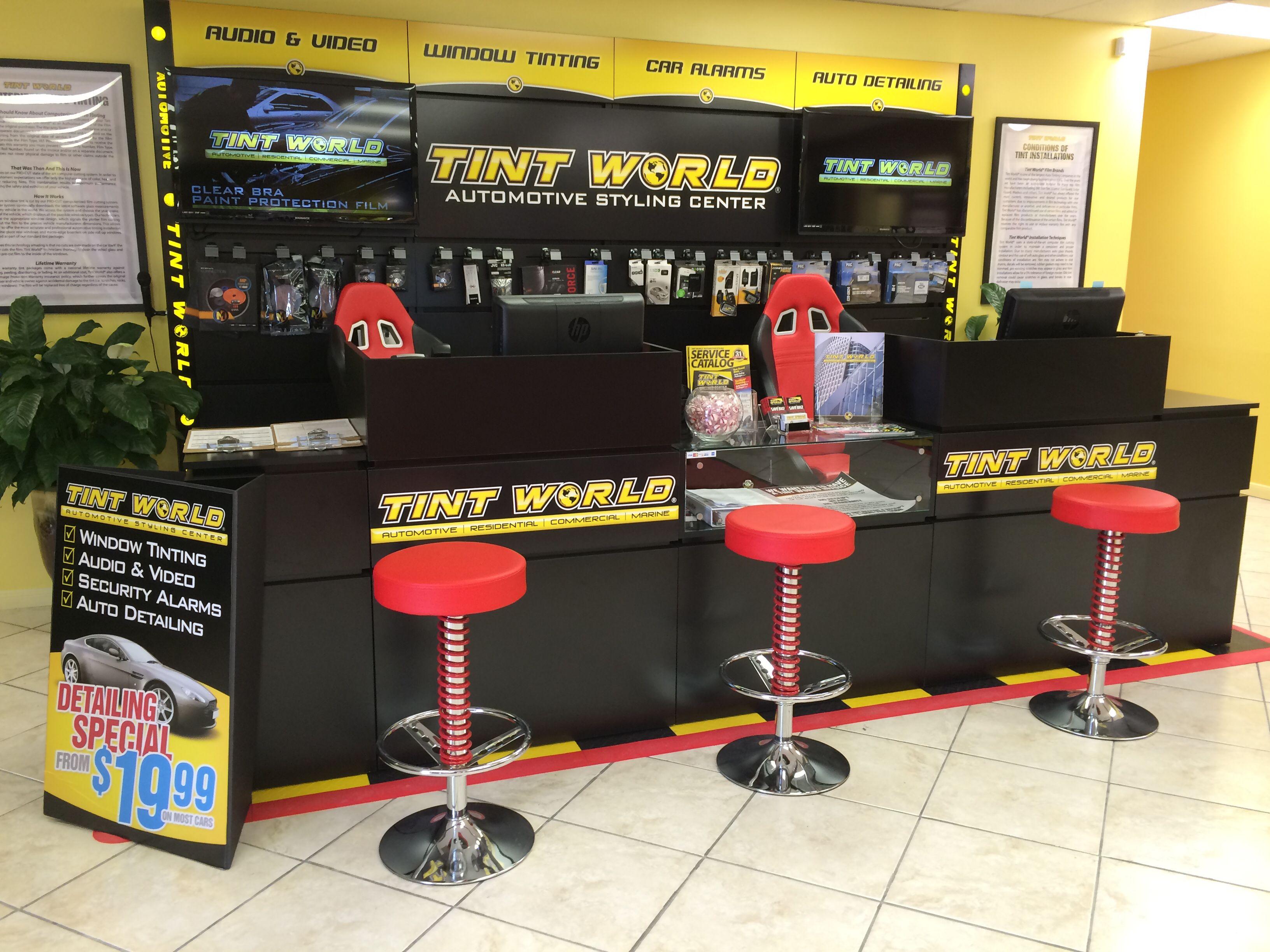 Tint World Houston TX G/O Tints, Automotive accessories