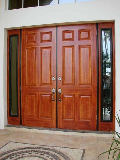 Front Door Refinish By Rm Faux Inc Main Door Design Door Design Interior Exterior Doors